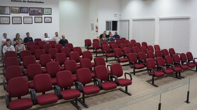 Sessão Ordinária 09/09/19